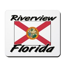 Riverview Florida Mousepad