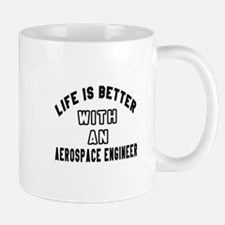 Aerospace Engineer Designs Mug