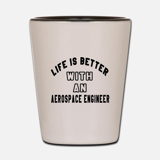 Aerospace Engineer Designs Shot Glass