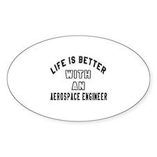 Aerospace Engineer Designs Decal