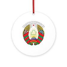 Babruysk, Belarus Ornament (Round)