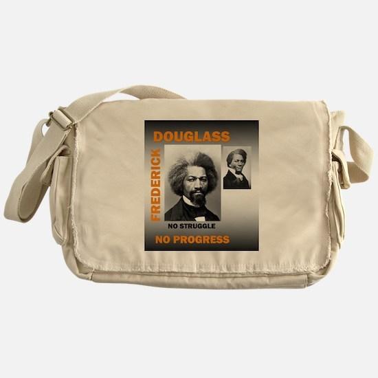 Unique Douglass Messenger Bag