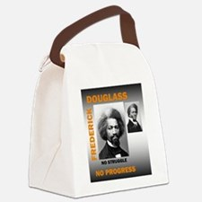 Unique Douglass Canvas Lunch Bag