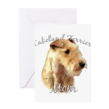 Lakeland Mom2 Greeting Card