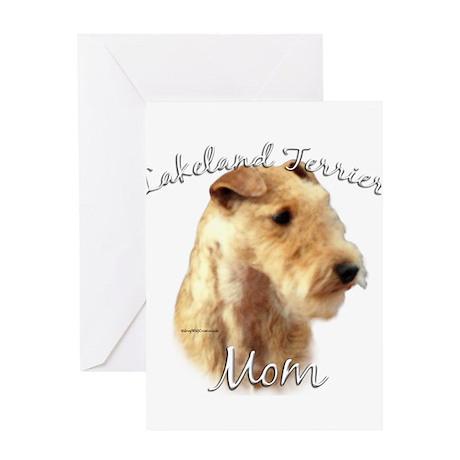 Lakeland Mom2 Greeting Card
