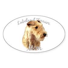 Lakeland Mom2 Oval Decal