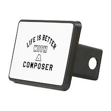 Composer Designs Hitch Cover