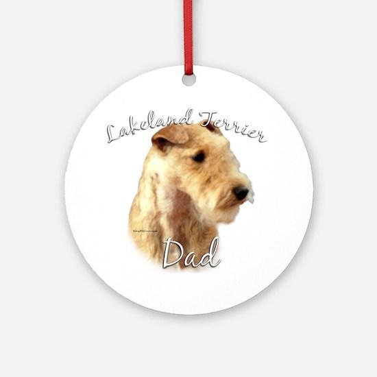 Lakeland Dad2 Ornament (Round)