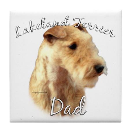 Lakeland Dad2 Tile Coaster