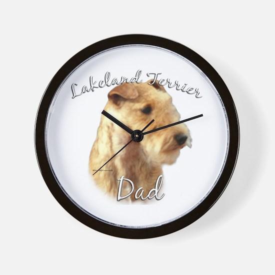 Lakeland Dad2 Wall Clock