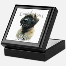 Leonberger Mom2 Keepsake Box