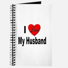 I Love My Husband Journal