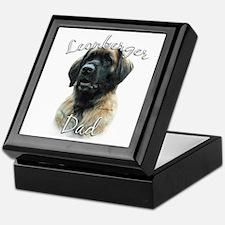 Leonberger Dad2 Keepsake Box