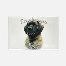 Leonberger Dad2 Rectangle Magnet