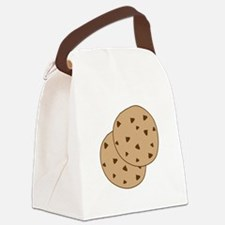 Chocolate Chip Cookies Canvas Lunch Bag