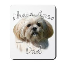Lhasa Apso Dad2 Mousepad