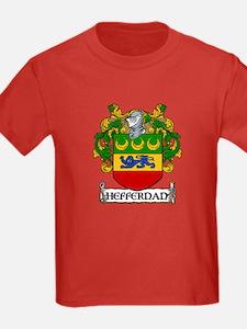 Heffernan Coat of Arms T