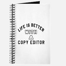 Copy Editor Designs Journal
