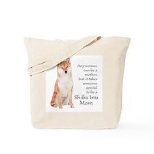 Shiba Inu Mom Tote Bag