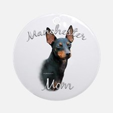 Manchester Mom2 Ornament (Round)