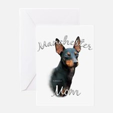 Manchester Mom2 Greeting Card