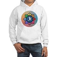 Many Paths to One God Hoodie