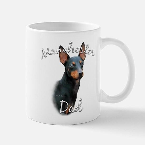 Manchester Dad2 Mug