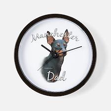 Manchester Dad2 Wall Clock