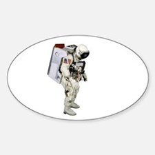 Astronaut Decal