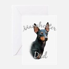 Manchester Dad2 Greeting Card