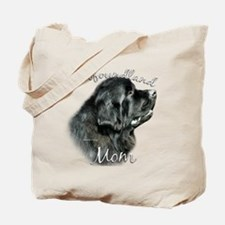Newfie Mom2 Tote Bag