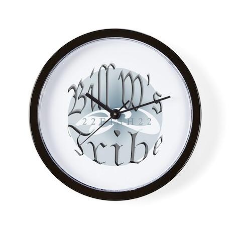 Bill W's Tribe Wall Clock