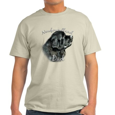 Newfie Dad2 Light T-Shirt