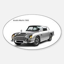 Austin Martin 1963 Decal