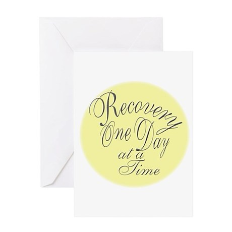 """Recovery One Day at a Time"""