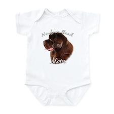 Newfie Mom2 Infant Bodysuit