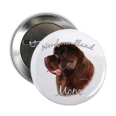 Newfie Mom2 Button