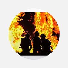 """Three firemen 3.5"""" Button (100 pack)"""