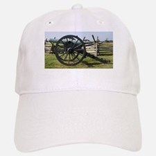 Battlefields of Gettysburg PA Cannon Baseball Baseball Cap
