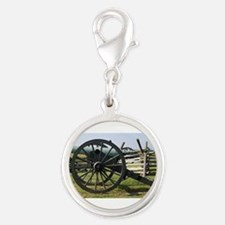 Battlefields of Gettysburg PA Cannon Charms