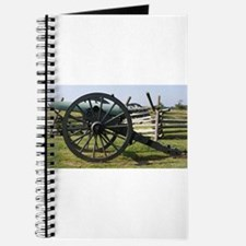 Battlefields of Gettysburg PA Cannon Journal