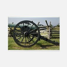 Battlefields of Gettysburg PA Cannon Magnets