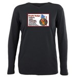 car sign Plus Size Long Sleeve Tee
