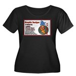 car sign Plus Size T-Shirt
