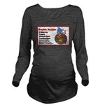 car sign Long Sleeve Maternity T-Shirt