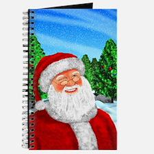 Winking Santa Journal