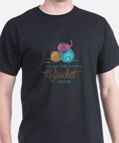 The Crochet Crowd 2016 T-Shirt