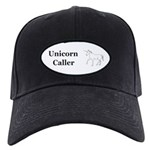 Unicorn Caller Black Cap