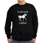 Unicorn Caller Sweatshirt (dark)