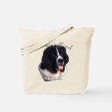 Newfie Dad2 Tote Bag